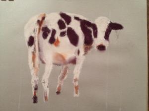Little Missy Moo Cow